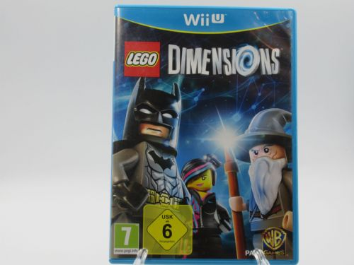 LEGO Dimensions Game Only (Wii U)